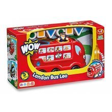 WOW TOYS - BUS LONDINESE