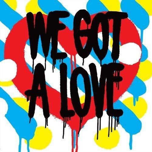 S**t Robot - We Got a Love [CD]