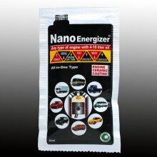 Engine NO Flush Additive Cleaner MPG BHP NANO Charge Oil Treatment Petrol Diesel