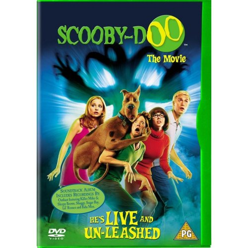 Scooby Doo The Movie Dvd 2002 On Onbuy