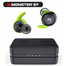 Monster Isport Champion AirLinks True Wireless Earbuds Earphones