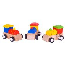 Bigjigs Toys Clockwork Train