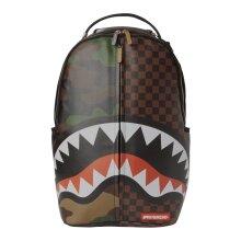 Sprayground Jungle Paris Split Backpack