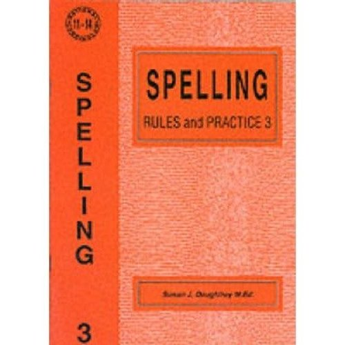 Spelling Rules and Practice: No. 3