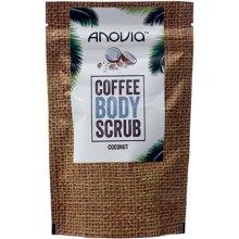 Anovia Coffee Body Scrub Coconut 150g Full of Vitamins