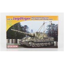 Dragon Tank SD.KFZ.186 Jagdtiger Military - 1:72