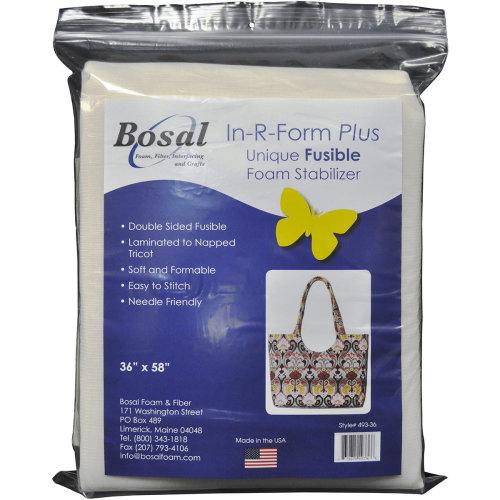 """Bosal In-R-Form Plus Unique Fusible Foam Stabilizer-36""""X58"""""""