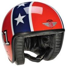 Davida Jet Complex General Lee Red / Blue / White