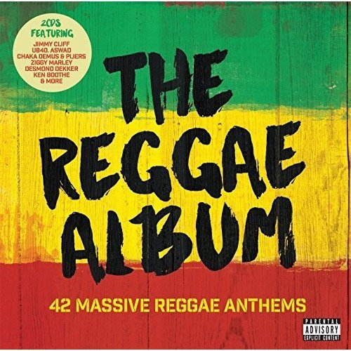 The Reggae Album 2 CD Set
