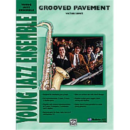 Alfred 00-26871 GROOVED PAVEMENT-JYJ