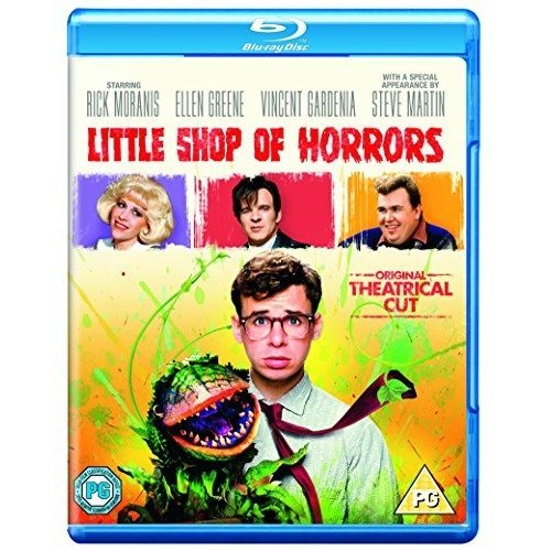 Little Shop Of Horrors - The Directors Cut Blu-Ray [2013]