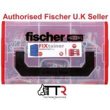 Fischer FIXtainer - DUOPOWER 210 PCS 6x30MM 8x40MM 10x50MM Stackable