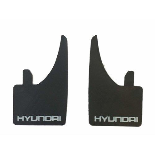 Hyundai Mudflaps Mud flaps Fit All Models