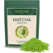 Matcha Green Tea Powder SUPERFOOD (50 Servings, 100g) | 100% Pure Authentic Japanese Matcha Powder | 137x Anti-OXIDANTS