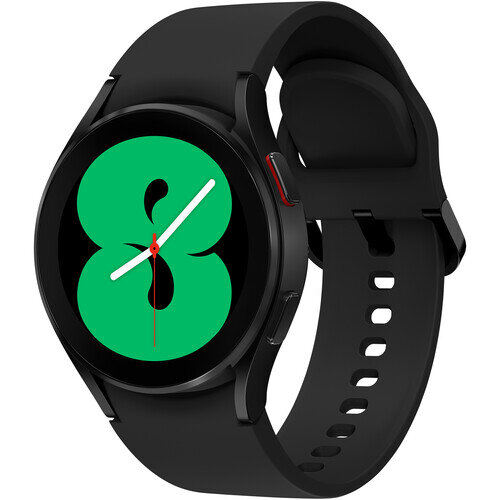Samsung Galaxy Watch4 Smartwatch (40mm, Bluetooth/Wi-Fi, Black)