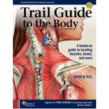 Trail Guide to the Body by Biel & Andrew