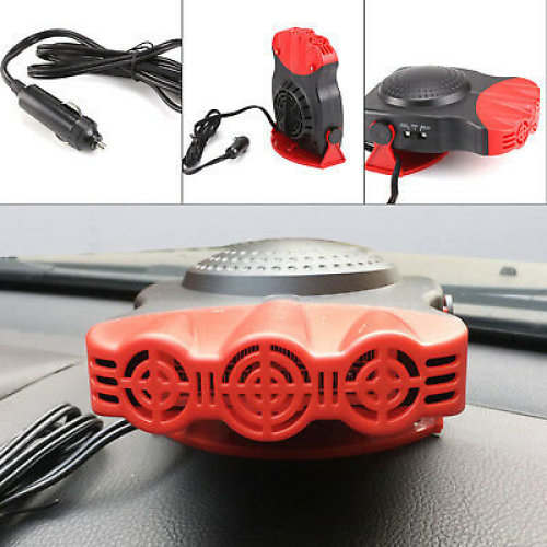 Car Temperature Heating COOLER Demister Hot Air Dash Frost 12V UK THE BEST HEATE