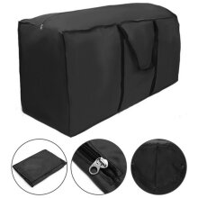 Patio Garden Furniture Cushion Storage Bag Pouch Case Cover