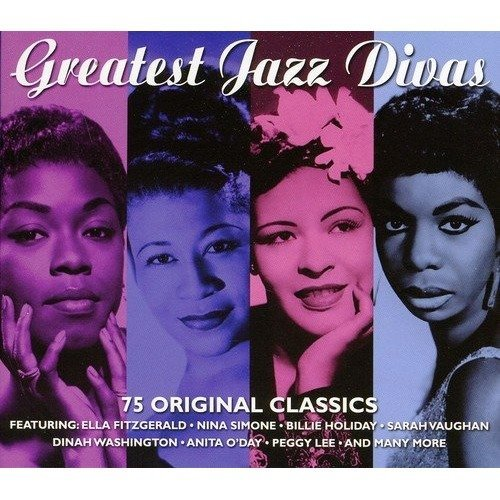 Greatest Jazz Divas [CD]