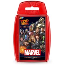Top Trumps Marvel Cinematic Universe Card Game
