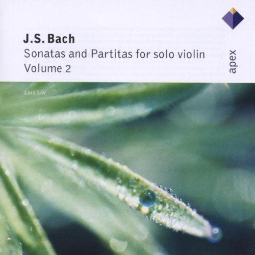 Lara Lev - Bach: Sonatas and Partitas for [CD]