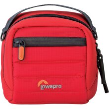 Lowepro Tahoe CS 80 Case For Compact System Cameras, Red