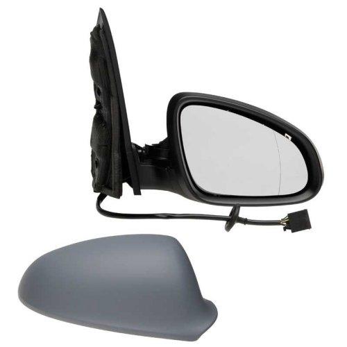 Vauxhall Astra J 2010-> 5 Door Powerfolding Primed Wing Door Mirror Drivers Side