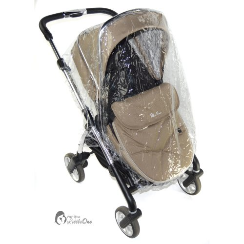 For-Your-Little-One Parasol Compatible with Hauck Infinity Black