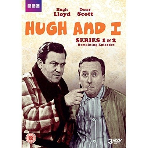 Hugh And I - Remaining Episodes Of Series 1 to 2 DVD [2015]