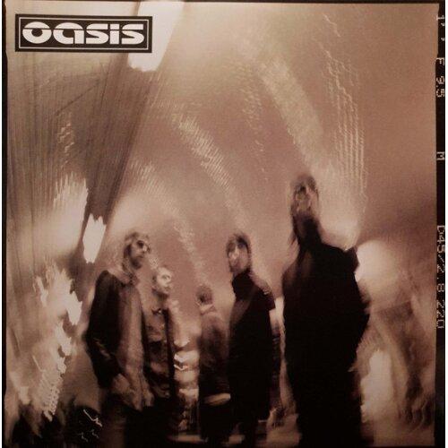 "Oasis ""Heathen Chemistry"" Double Vinyl LP Record"