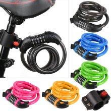 80cm Spiral Lock Bike Lock Bicycle Lock Cable Lock Pram Bike