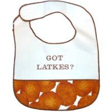 Got Latkes? Jewish Baby Chanukah Bib