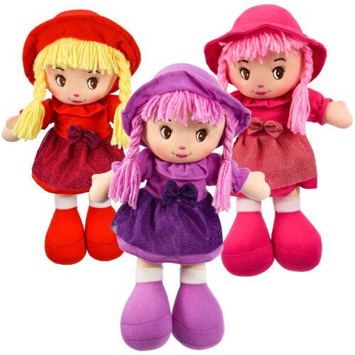The Magic Toy Shop 35 cm Fay My First Rag Doll