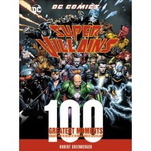 DC Comics Super-Villains: 100 Greatest Moments - Used