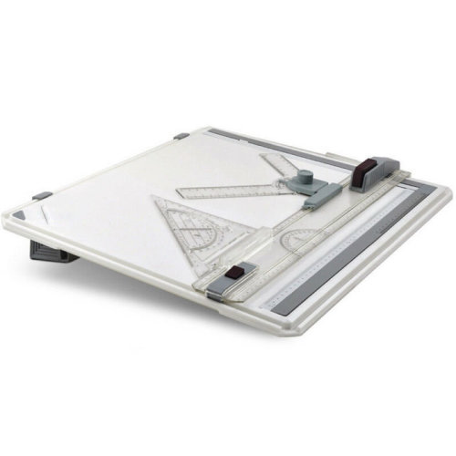 Adjustable Angled A3 Drawing Board | Table Top Architect Drawing Board