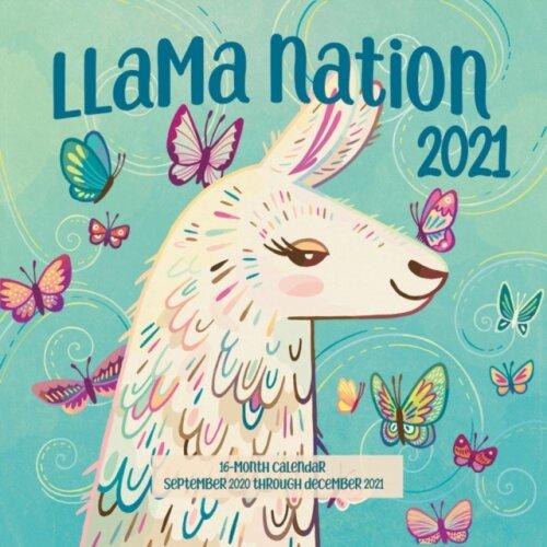 Llama Nation 2021 by Editors of Rock Point