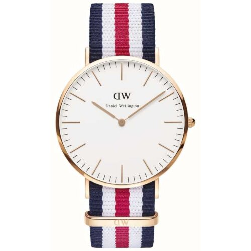 Daniel Wellington Classic Canterbury Men's Wristwatch 0102DW
