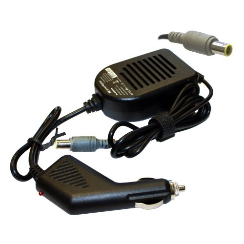 Lenovo 3000 K46 Compatible Laptop Power DC Adapter Car Charger