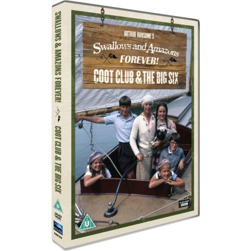 Swallows And Amazons Forever / Coot Club & The Big Six DVD [2014]