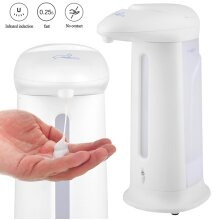 Automatic IR Sensor Soap Dispenser Hands Free Touchless Soap Liquid Dispenser