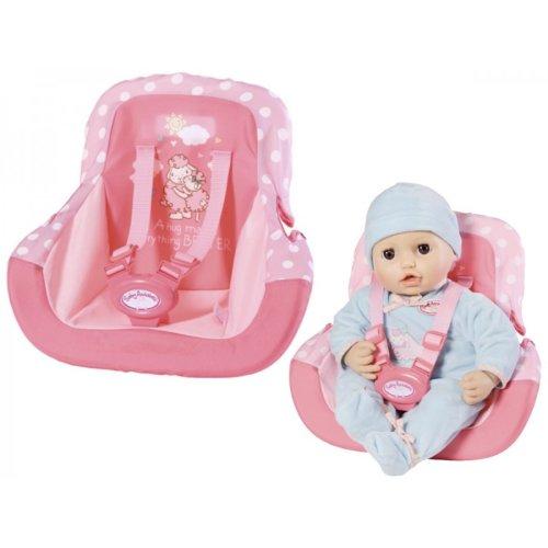 Baby Annabell 701140 Autositz Dolls Travel Car Seat