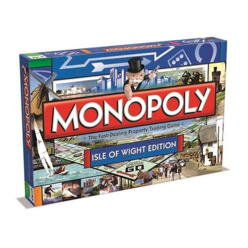 Isle of Wight Monopoly Game