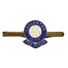 Leicester City football club tie pin