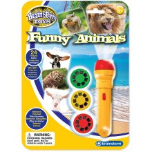 Brainstorm - Funny Animals Torch and Projector