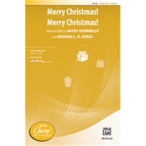 Alfred 00-41779 MERRY CMAS MERRY CMAS-STRX CD