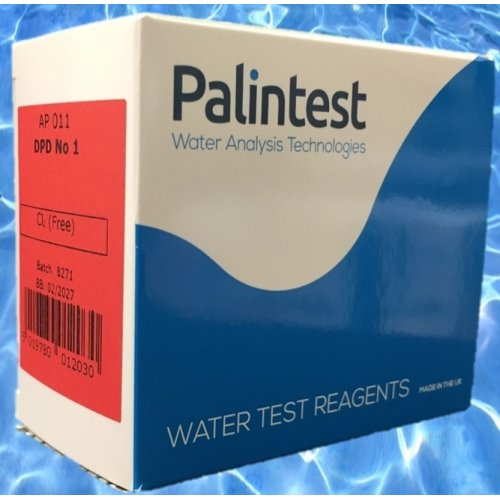 Palintest DPD No 1 250 Tablets