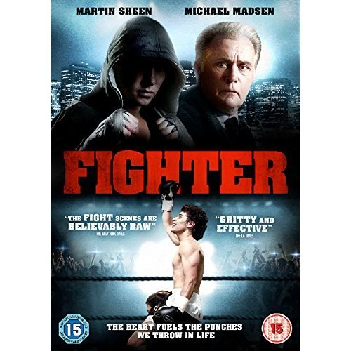 Fighter DVD [2014]