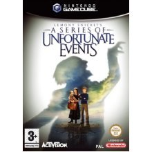 Lemony Snicket's A Series of Unfortunate Events (GameCube) - Used
