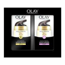 Olay Total Effects 7in1 Moisturiser Gift Set, 37ml