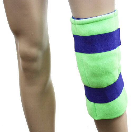 Polar Ice Knee Wrap, Cold Therapy Support